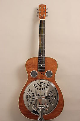RESONATOR GUITAR /Dobro RG1/OR-NA + very nice Grain 1. WAHL NEW/NEW
