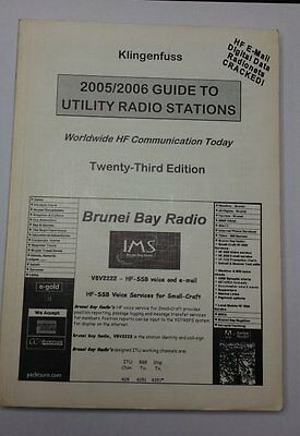 2005/2006 Guide À Radio Utilitaire Station