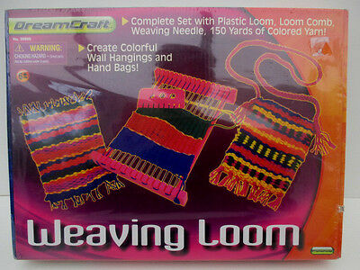 WEAVING LOOM creative toy ***FACTORY SEALED BOX***