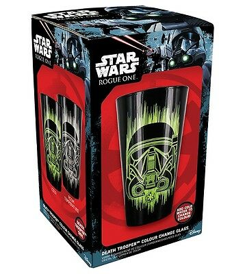 STAR WARS DEATH TROOPER Colour Change 450ml GLASS
