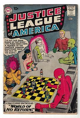 DC Comics G JUSTICE LEAGUE AMERICA  #1  batman 2.0 low grade