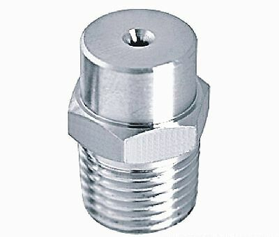 """1pc New Stainless steel spray nozzle 3/8"""" bspt"""
