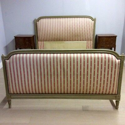 FRENCH LOUIS STYLE KINGSIZE BED    Ref a13895