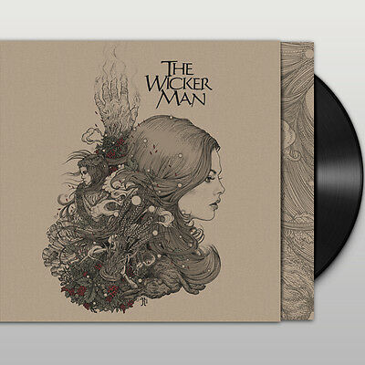 The Wicker Man OST Vinyl LP 40th Anniversary Black vinyl