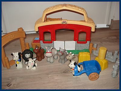 Ferme Animaux LITTLE PEOPLE
