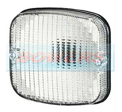 Sim 3132 Front Clear White Position/side Light/lamp Replacement Spare Lens