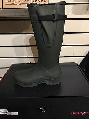 Musto Brampton Country Wellingtons Wellies Boots Size 8