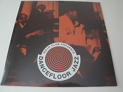 Various Artists: Mojo Club Dancefloor Jazz Vol. 1 Vinyl LP