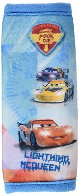 Disney Cars Lightning McQueen Seat Belt Comfort Pad 7031004 Inc Tracked Courier