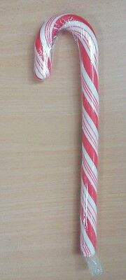 Large Red & White Candy Cane (85g) Pk 1