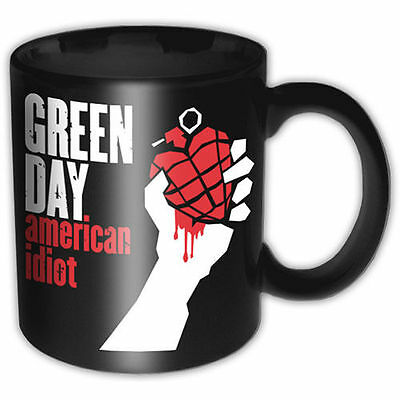 Official Green Day - American Idiot - Ceramic Boxed Mug