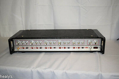HH Electronic MA100 100watt PA Amplifier