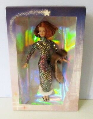 Never Removed From Box L.e. 2003 Western Pa Doll Club Midge Barbie Doll