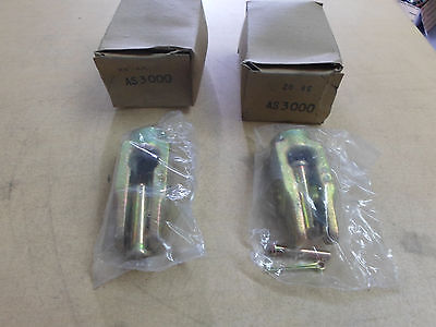 New Lot (2) AS3000 Replacement Clevis Kit For Gunite Automatic Slack Adjusters