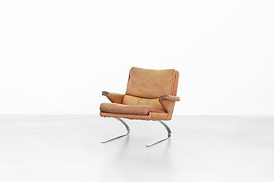 """""""SWING"""" Lounge Chair, by Reinhold Adolf for COR, 1970 Germandesign, Midcentury"""