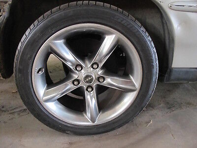 Holden Commodore Set Of 4 Alloy Wheels Rims Mags. 17 Inch Roh With Tyres