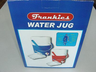 CRYOTHERAPY Water Jug Frankies  Ice Cold Temperature Therapy JT-M305 Ba2Ro EBice