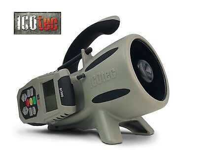 ICOtec GC500 Electronic Remote Programmable Game Predator Call Up To 200 Calls