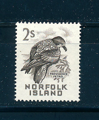 Norfolk Island 1960-62 Definitives Sg32 2/- (Bird)  Mnh
