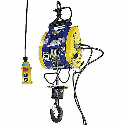 Electric Hoist 230kg 110 volt