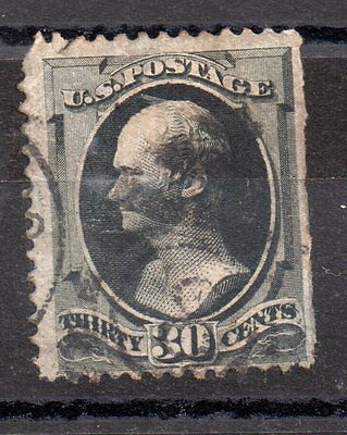 US 1870-1873 30c Hamilton used issue WS1962