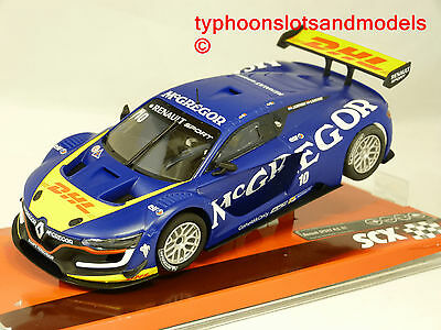 SCX A10210 Renault Sport R.S. 01 - McGregor - New & Boxed