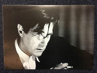 Rare Early 80's Bryan Ferry Record Store Promo Photo On A4 Paper - Xmas Gift