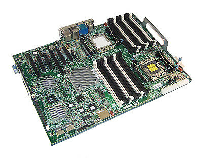 HP 606019-001 ProLiant ML350 G6 Dual CPU Motherboard with Tray - A/S 461317-002