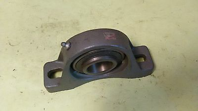 "Browning VPS-224 Two Bolt Pillow Block Bearing 1-1/2"" Dia. Cast Iron"