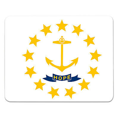Mouse Pad - RHODE ISLAND - USA - State of Rhode Island mousemat - mousepad