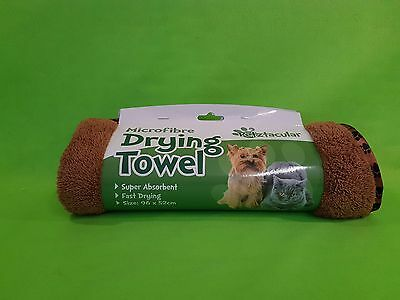 Petztacular Microfibre Drying Towel