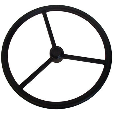 D6NN3600B Steering Wheel W Cap For Ford Tractor 8N 2000 2600 3000 4000 5000 7000