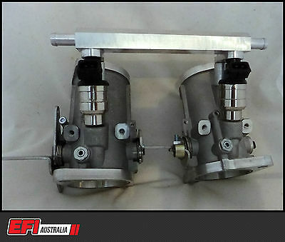 50IDA Throttle Bodies, Rotary aftermarket . Suit 14mm Standard length injectors