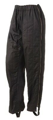 Winter Insulated Riding Pants BLACK (Pick from sizes S,M,L,XL)