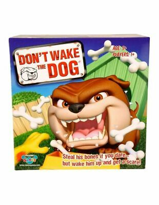 NEW Board Games Don't Wake The Dog