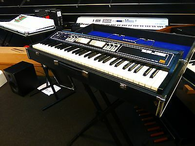 Roland Rs-101 Strings Synthesizer Polyphonic Analog Vintage Synth Organ Rs101