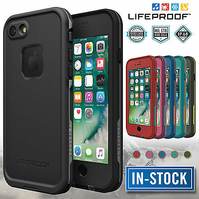 iPhone 7 Plus / 7 Case, Genuine Lifeproof FRE Waterproof Cover for Apple