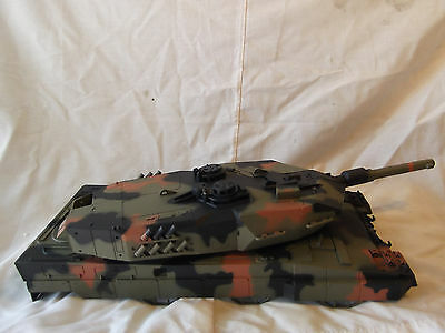 HENG LONG 1:24 scale Leopard Fully Working Upper Hull