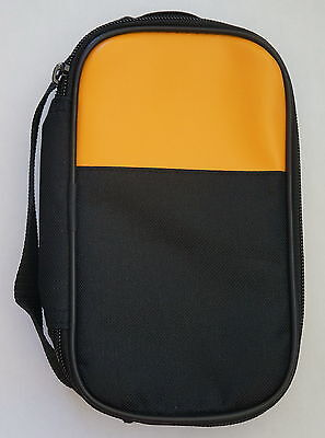 Soft Carrying Case Small 4 Fluke Multimeters 705 707 771 772 773 70 77-Iii 77-Iv