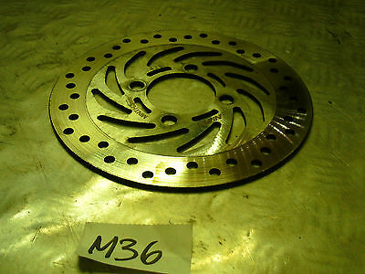 2016 Honda Sh125 Mode Front Brake Disc Rotor *free Uk Post*m36