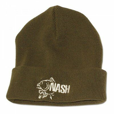 Nash Tackle NEW Woolly Hat