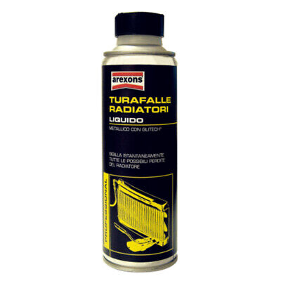 Turafalle Radiatori Liquido Arexons 300ml Art. 3571 per Metalli - Pronto all'uso