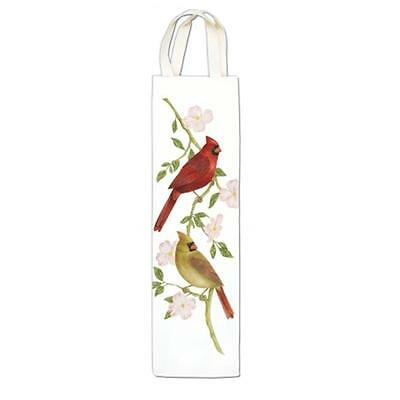 Alices Cottage AC25444 Cardinal Pair Wine Caddy