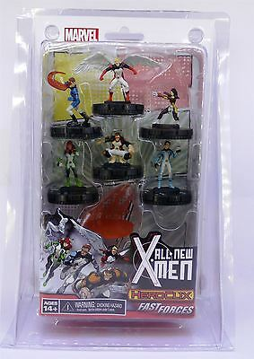 HeroClix -  All New X-Men - Fast Forces Pack # 3E60