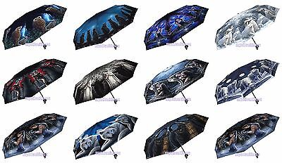 New Anne Stokes Lisa Parker Umbrella Pagan Fairy Gothic From Nemesis Now
