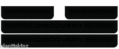 DISCOVERY Sill Protector Protection Kit for LAND ROVER Discovery 3 & Discovery 4