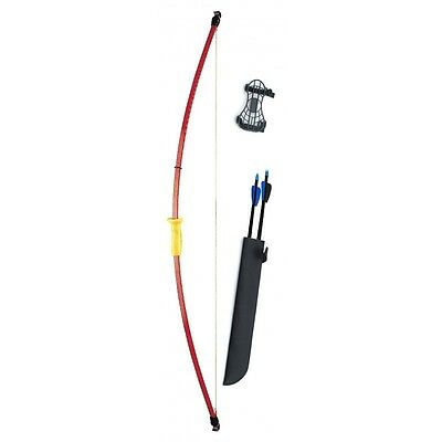 """Armex Perfect Line 51"""" Recurve Bow for Kids (Armguard, Arrows, & more Included!)"""