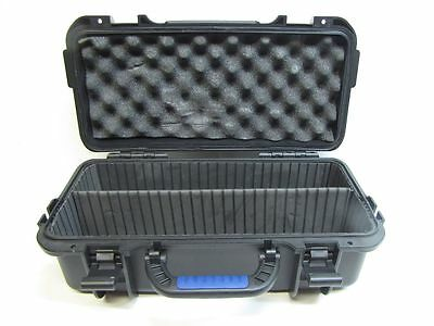 Meade 60MM Spotting Scope waterproof hard case hunting shooting ammo - Black