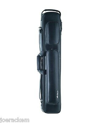New Mezz 3x5 Soft Pool Cue Case - MZ-35K - FREE US SHIPPING
