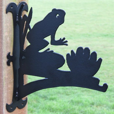 Frog Hanging Basket Bracket